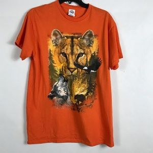 Wildlife T-shirt - NWOT